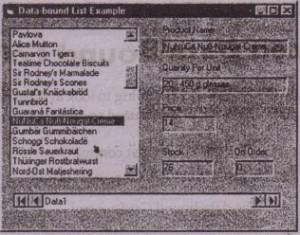 Advanced Data-Bound Controls Visual Basic Assignment Help